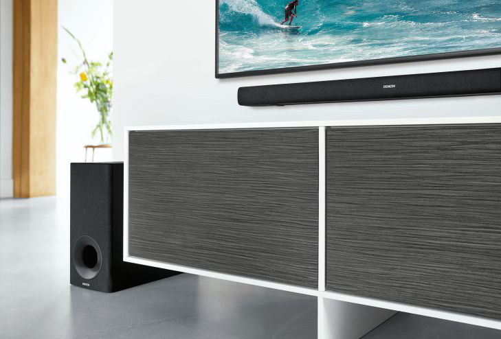 Denon DHT-S316 Soundbar With Wireless Subwoofer DTS