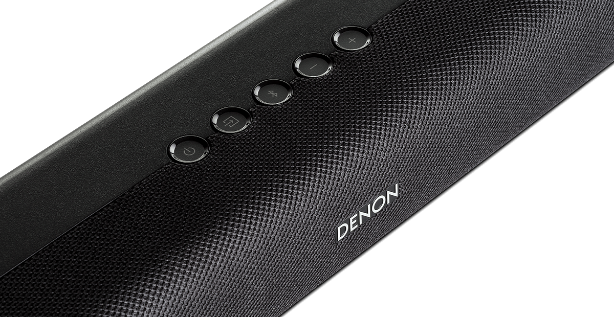 Denon DHT-S316 Soundbar With Wireless Subwoofer Easy-set-up