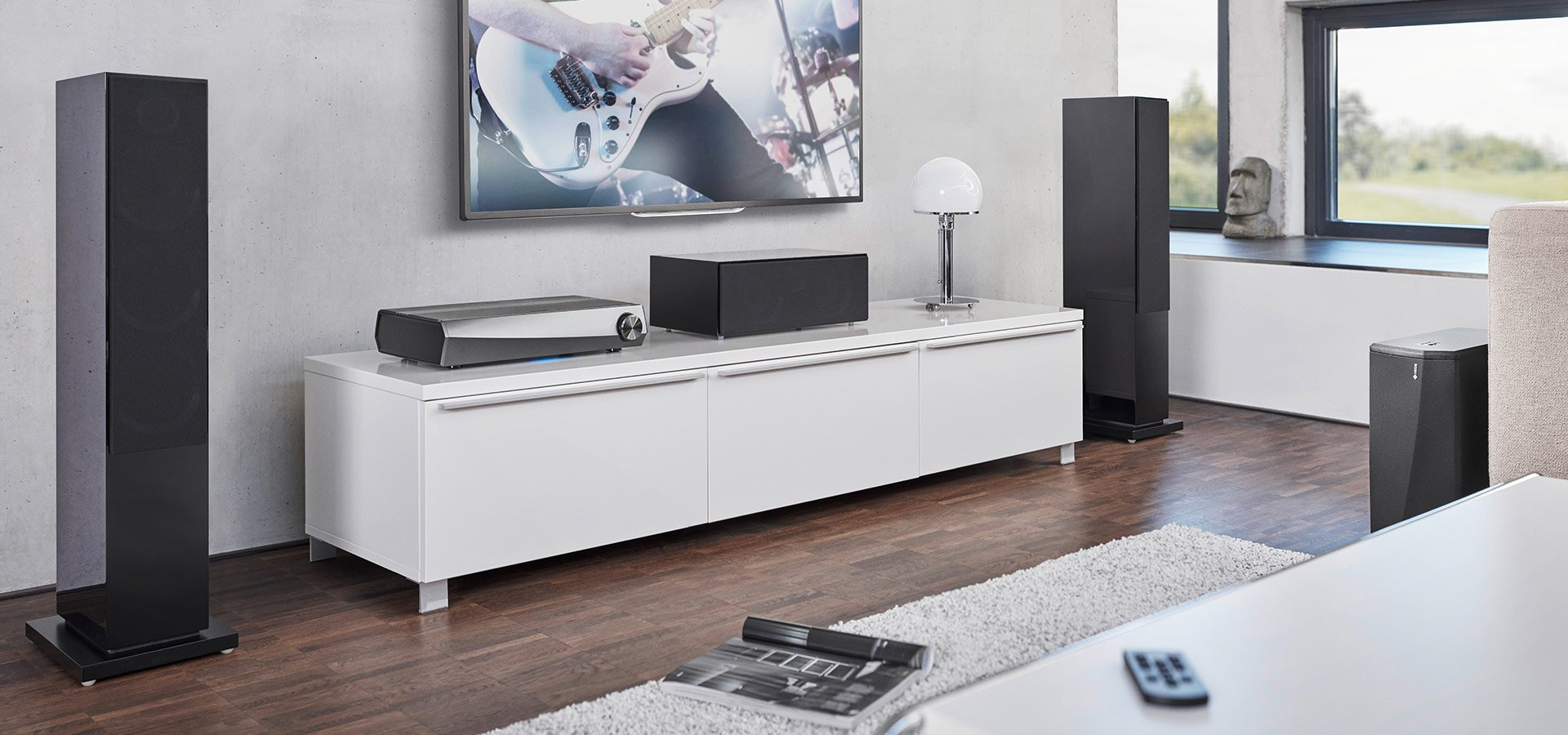 3.1 home cinema-opstelling