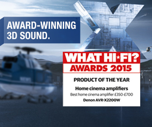What Hi-Fi? Product of the Year 2015