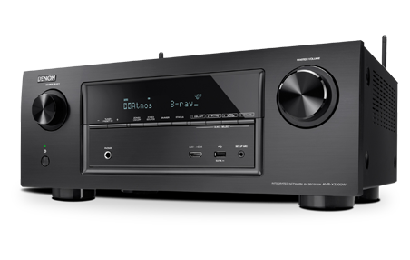 THE AVR-X2200W HAS RECEIVED A 5 STARS FROM WHAT HIFI? ONLINE