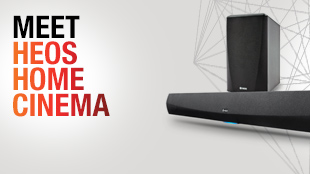 Watch now: The new HEOS HomeCinema video