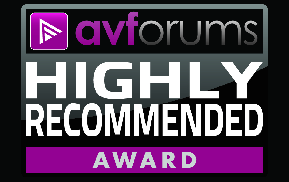 Highly Recommended Award voor AVR-X3200W