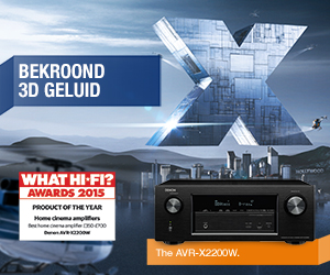 AVR-X2200W Home Cinema Amplifier is Product Of The Year