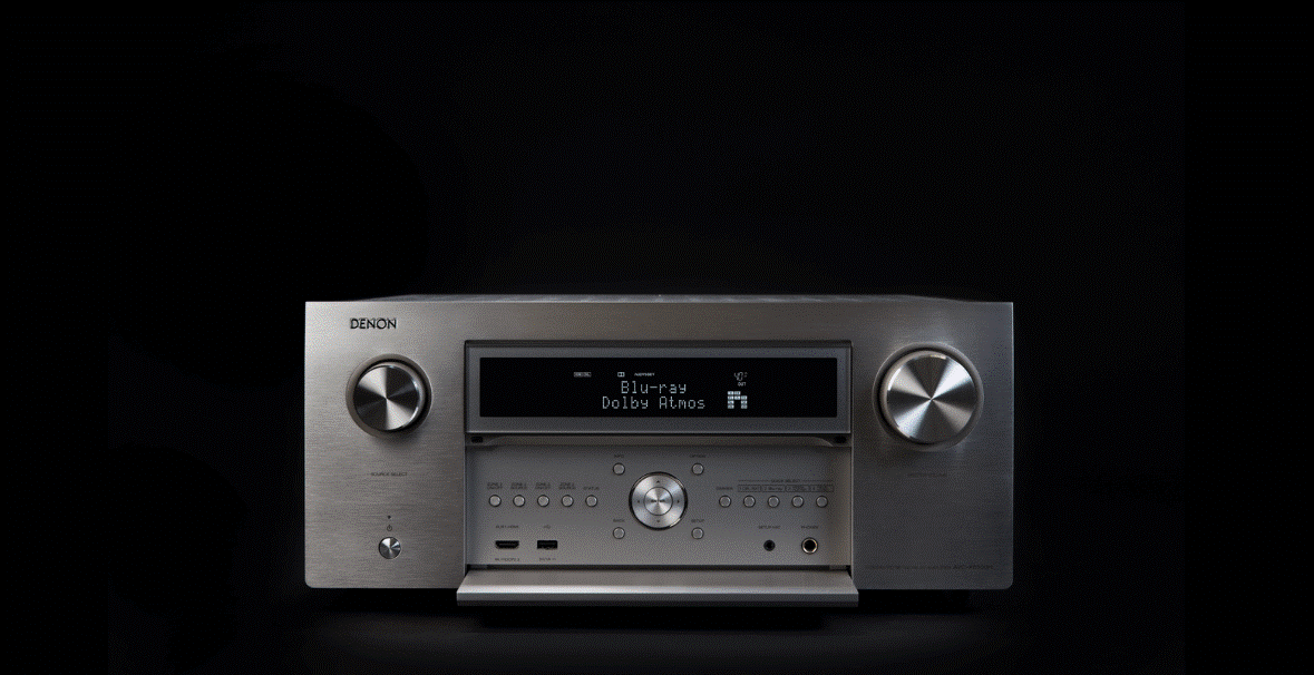 A NEW DENON LEGACY: AVC-X8500H IS THE WORLD'S FIRST 13.2 CHANNEL AV AMPLIFIER