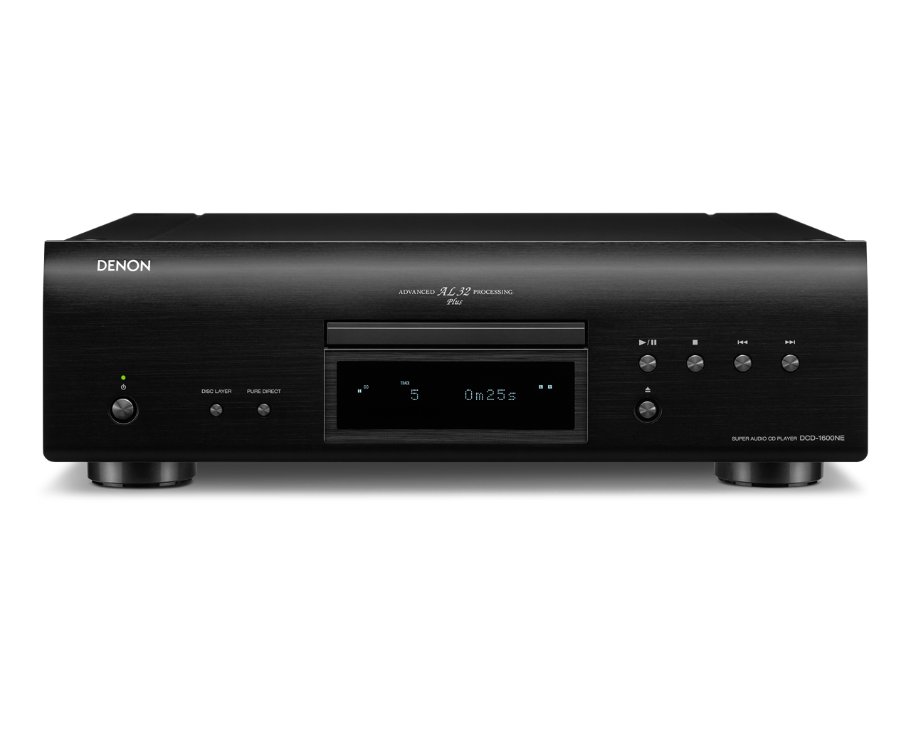 CD-Mängija DENON DCD-1600NE BLACK
