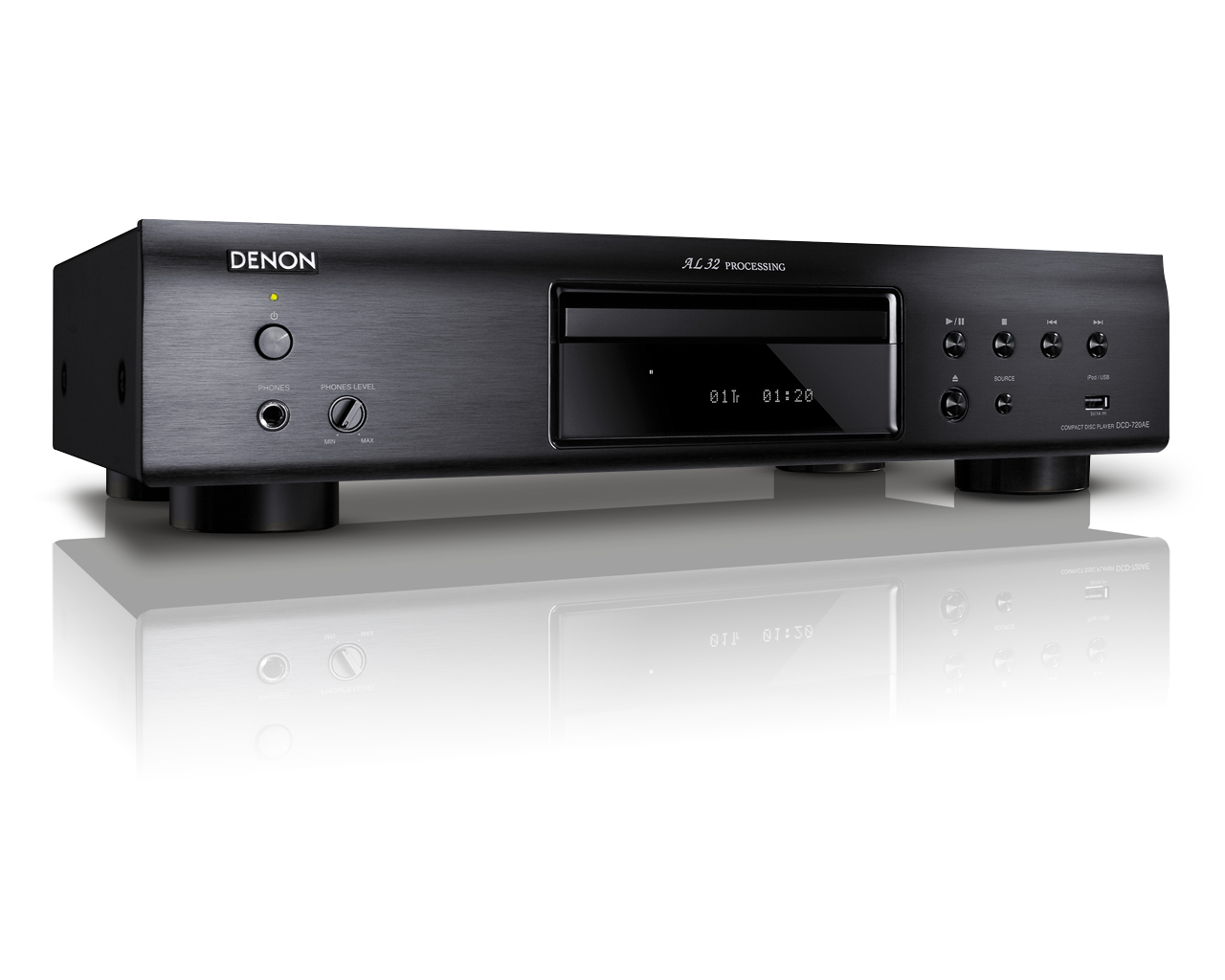 CD - mängija DENON DCD-720AE Black