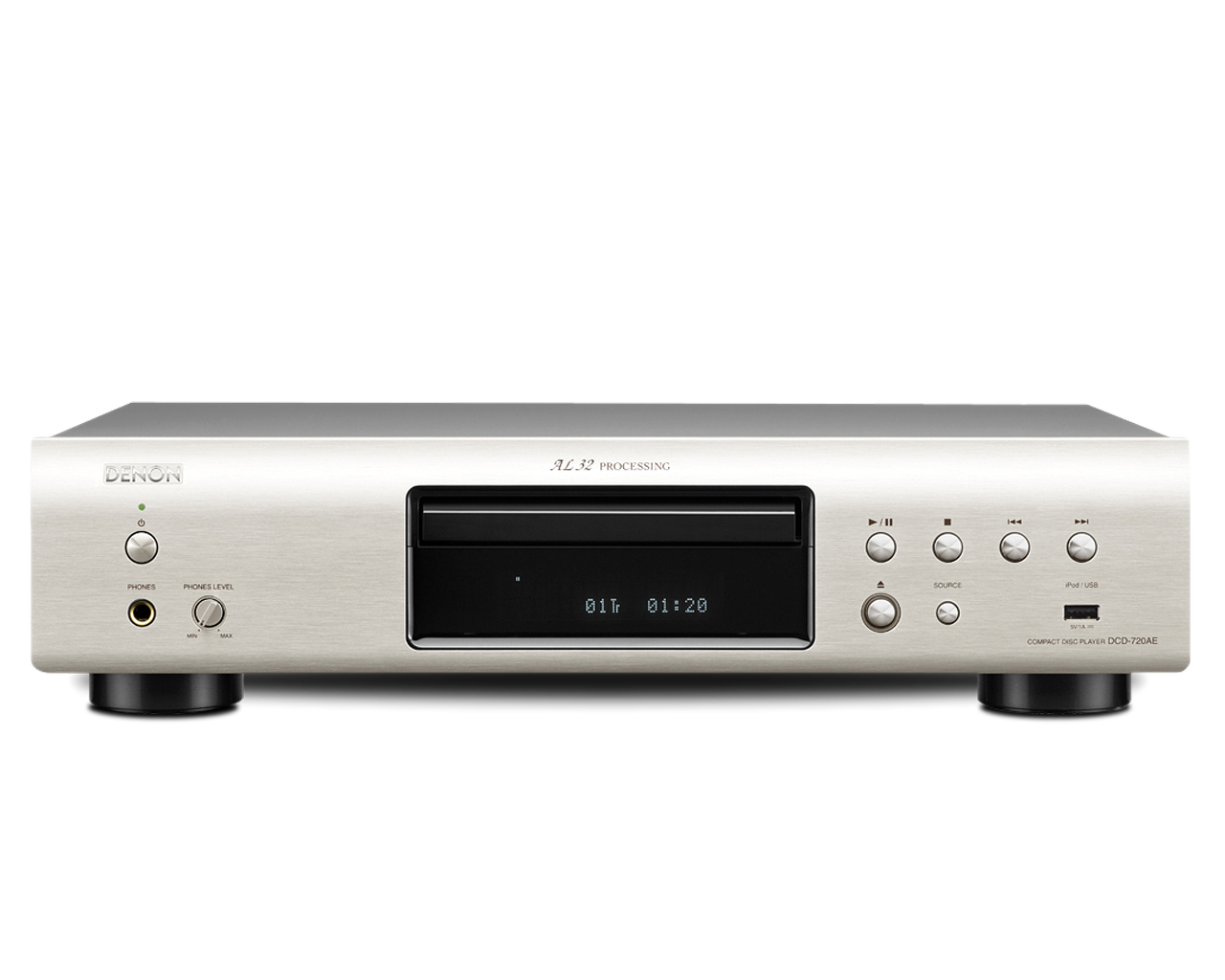 CD -  player DENON DCD-720AE Silver