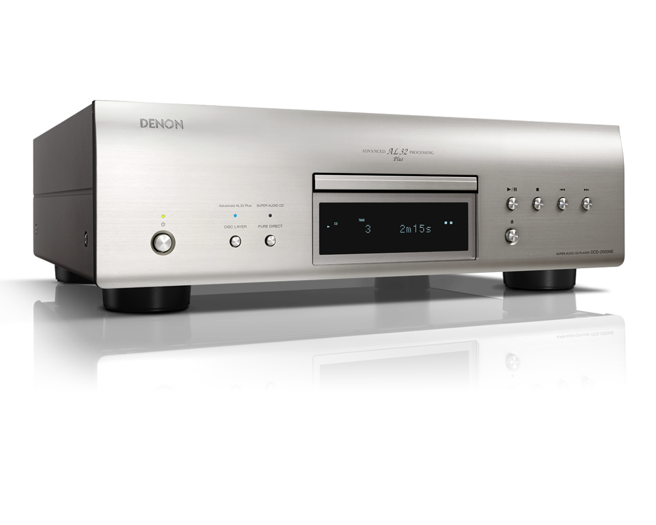 CD - player DENON DCD-2500NE Silver